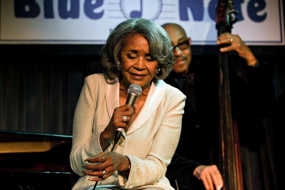 Nancy Wilson's skilled approach to singing provided a key bridge between the sophisticated jazz-pop vocalists of the 1950s and the powerhouse pop-soul singers of the 1960s and 70s. Photo: Chad Batka / New York Times 2010