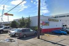 Les Schwab in Georgetown, Seattle as seen on Google Maps.