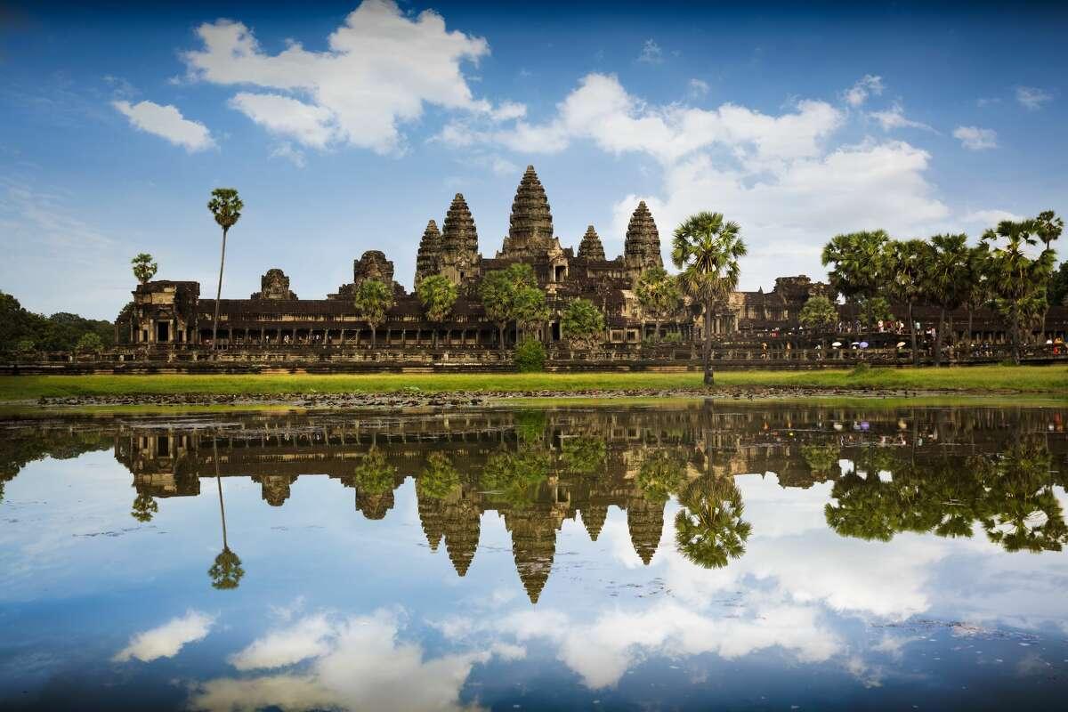 Angkor WatSiem Reap, Cambodia