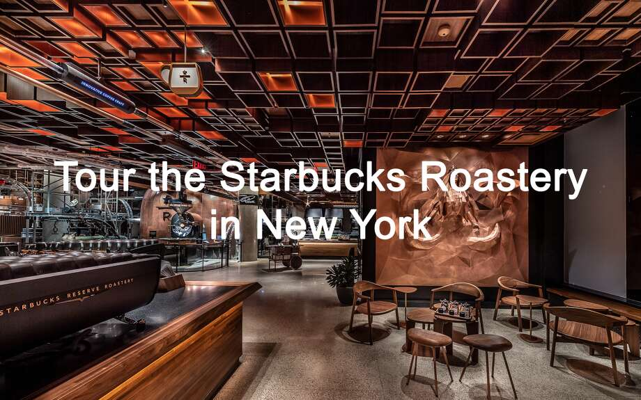 Click through the gallery to take a tour of the new Starbucks Reserve Roastery in New York's meatpacking district... Photo: Courtesy Starbucks