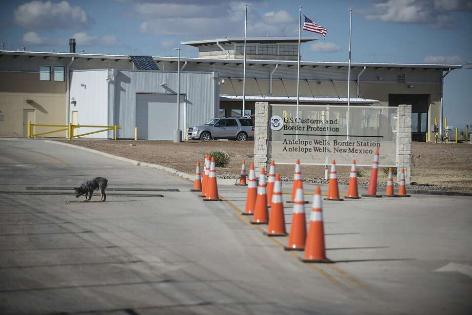 One of two Guatemalan children who died in U.S. detention was taken into custody near the Antelope Wells port of entry in New Mexico across the border from El Berrendo, Mexico. Photo: Roberto E. Rosales / Associated Press 2017