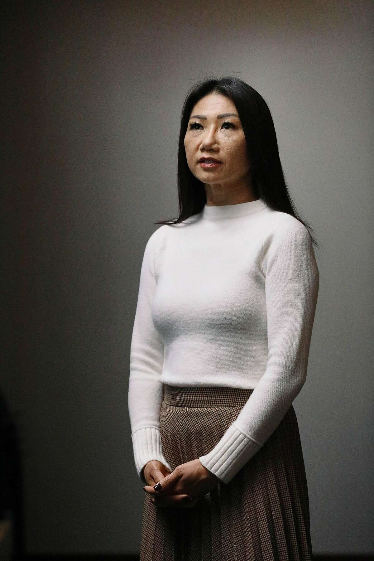 Madison Nguyen, former San Jose vice mayor and executive vice president The Silicon Valley Organization stands for a portrait on Friday, December 14, 2018 in San Jose, Calif.