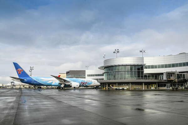 Boeing delivered its 787th 787 Dreamliner.