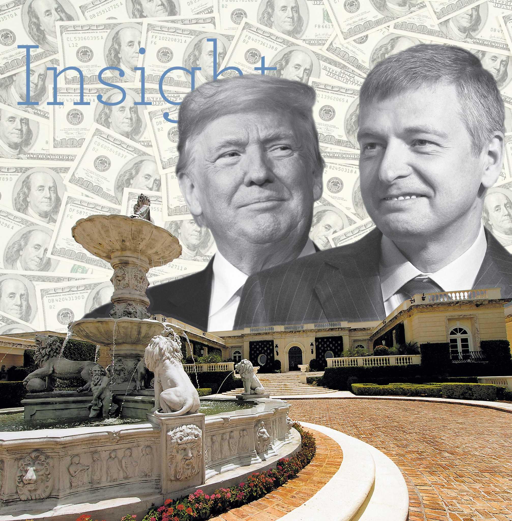 Current Status: Strange real estate deal raises specter of Putin buying Trump