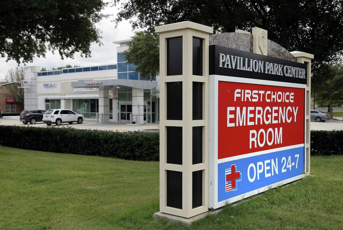 Freestanding emergency centers have sprouted in recent years.
