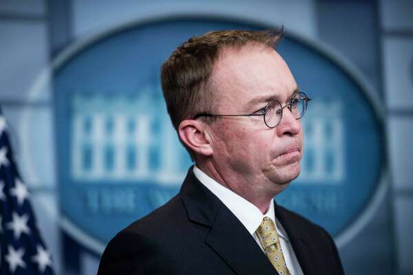 Mick Mulvaney, currently the director of the Office of Management and Budget, will replace John Kelly as President Trump's chief of staff.