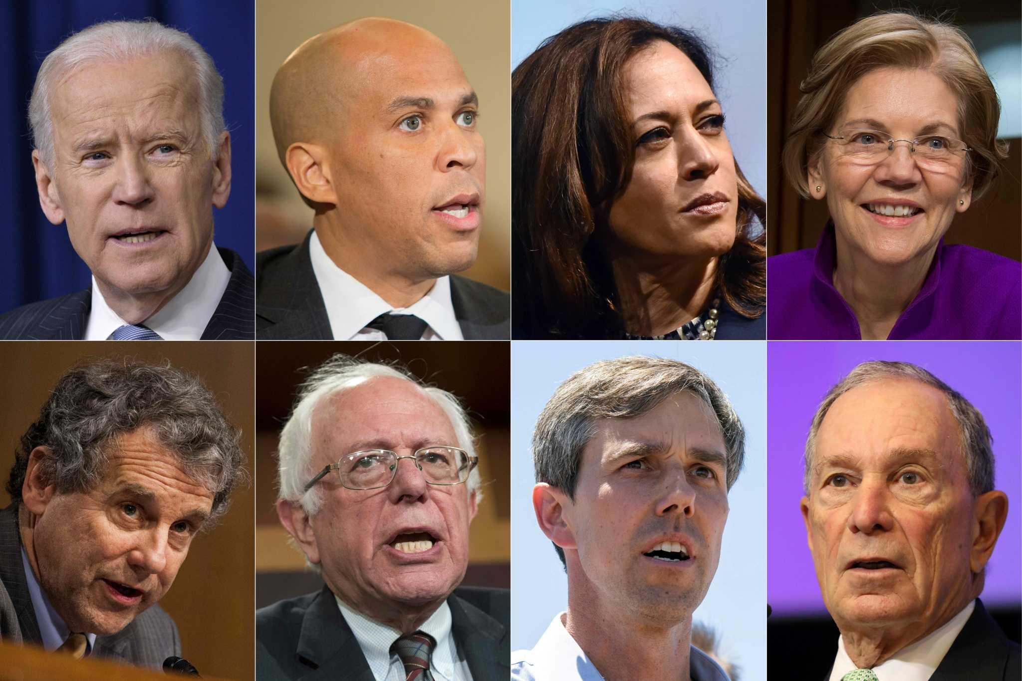 The 2020 presidential candidates ranked by betting odds - SFGate