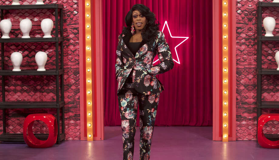 Jasmine Masters on RuPaul's Drag Race All Stars 4. Photo: VH1