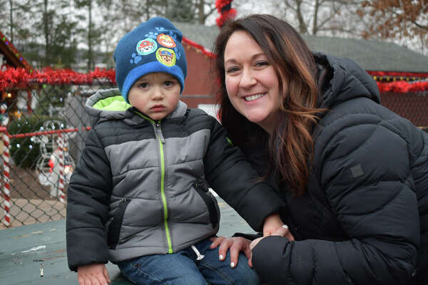Children experienced the magic of Christmas when they met Santa and Mrs. Claus, strolled through the toy shop, and met Santa's reindeer at Torrington's annual Christmas Village on Friday, December 14th, 2018. Were you SEEN?