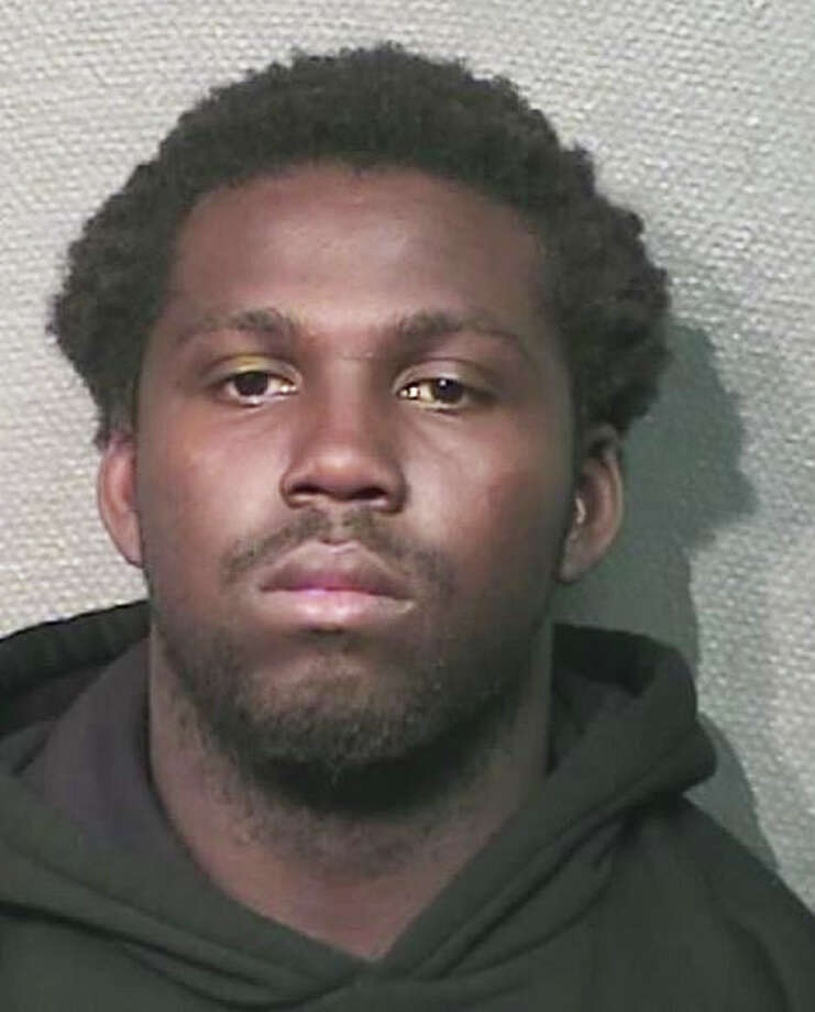 Jermaine Rodrick Brown, 26, was convicted by a jury of aggravated robbery with a deadly weapon. Photo: Schiller, Dane, Harris County DA Office / handout