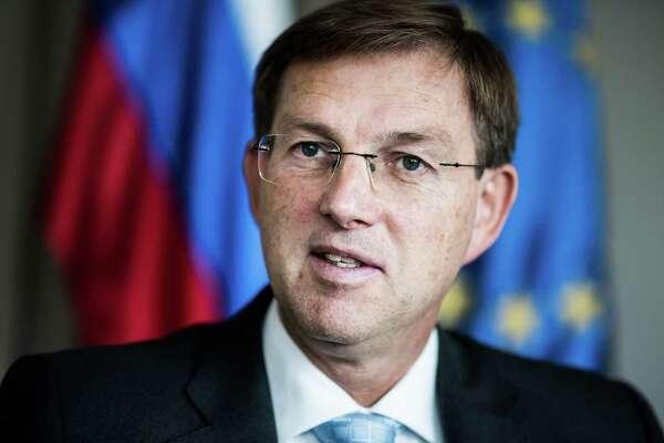 Miro Cerar, Slovenia's prime minister.