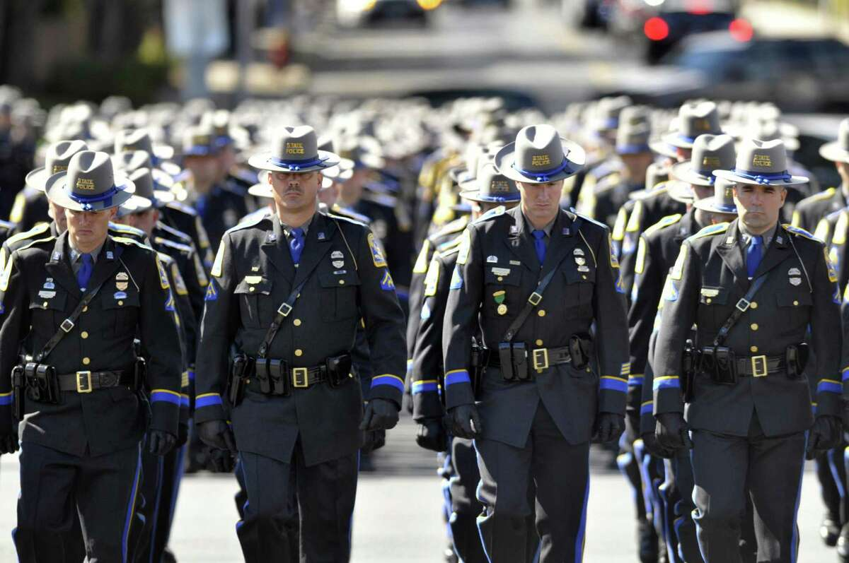 Connecticut State Troopers, along with mental health professionals, are among the state employees with the highest rates of overtime pay.