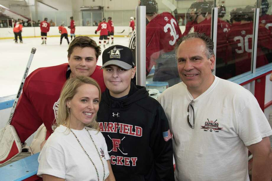 Charlie Capalbo hockey jamboree on April 29 at the Wonderland of Ice Photo: File Photo / ©2017