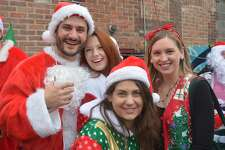 Santas swarmed the streets of New Haven during the SantaCon bar crawl on December 15, 2018. Revelers dressed in holiday garb took advantage of drink specials at participating bars. Were you SEEN?