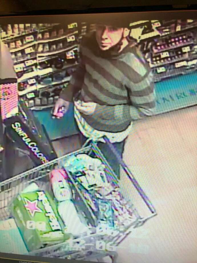 East Haven police are seeking an individual who reportedly attempted to steal  $500 worth of goods from Stop & Shop last week. Photo: East Haven Police Department