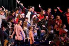 The stage show Hope for the Holidays benefited Cassidy Joined for Home, a non-profit foundation focused on teen suicide awareness, and featured performers from Montgomery County at College Park High School, Saturday, Dec. 15, 2018, in The Woodlands.