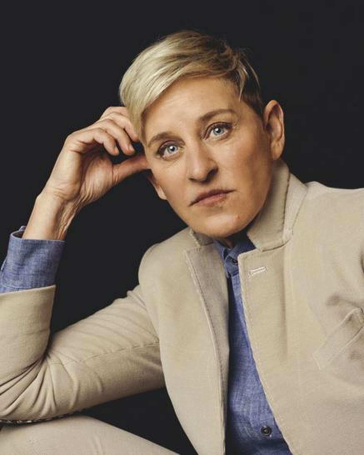Ellen DeGeneres isn't so nice in her new special on Netflix.