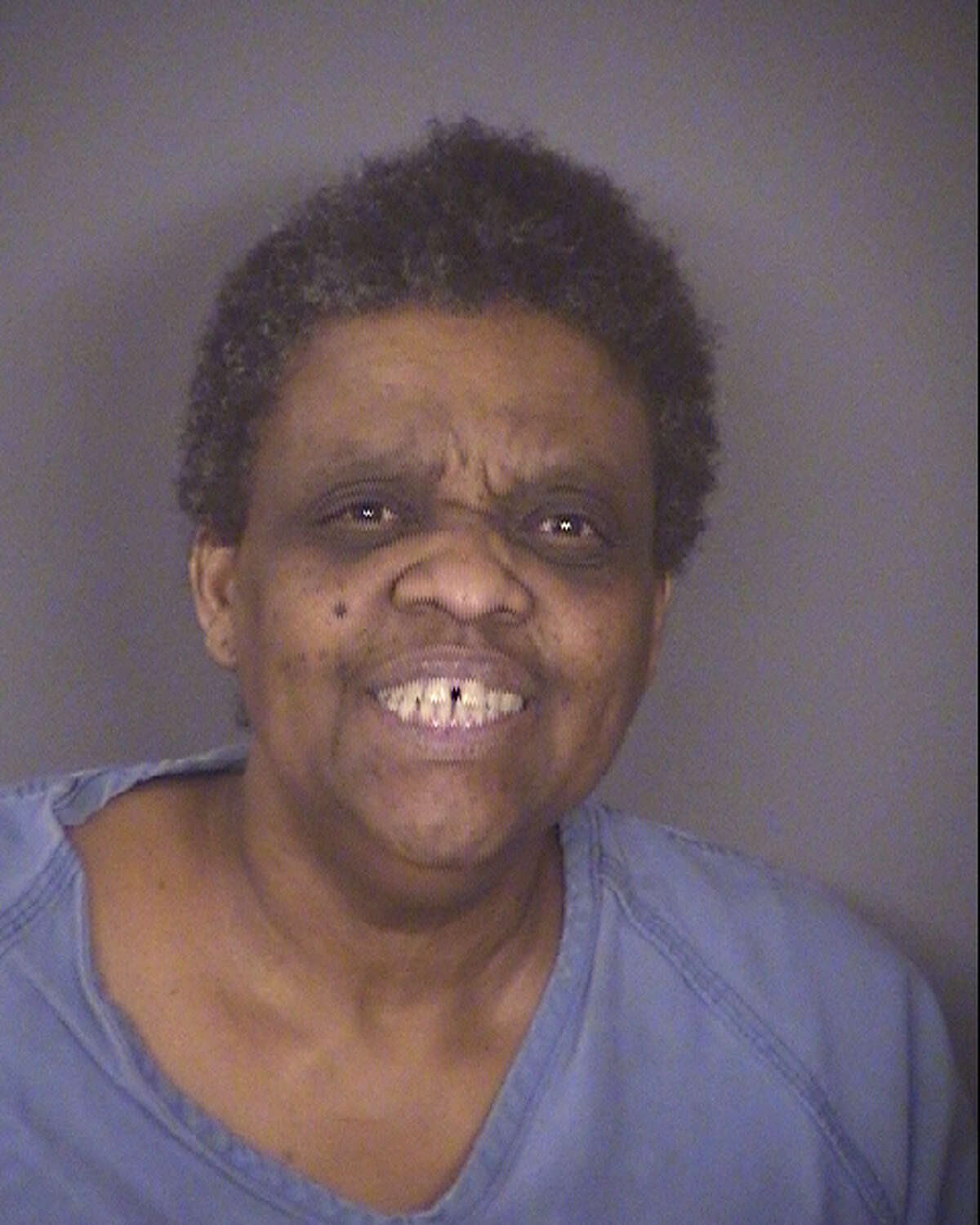 Janice Karen Dotson, 61, was identified as the woman who died Friday at the Bexar County Jail.