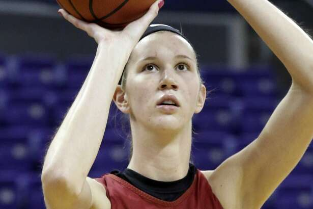 Nancy Mulkey when she was with Oklahoma.
