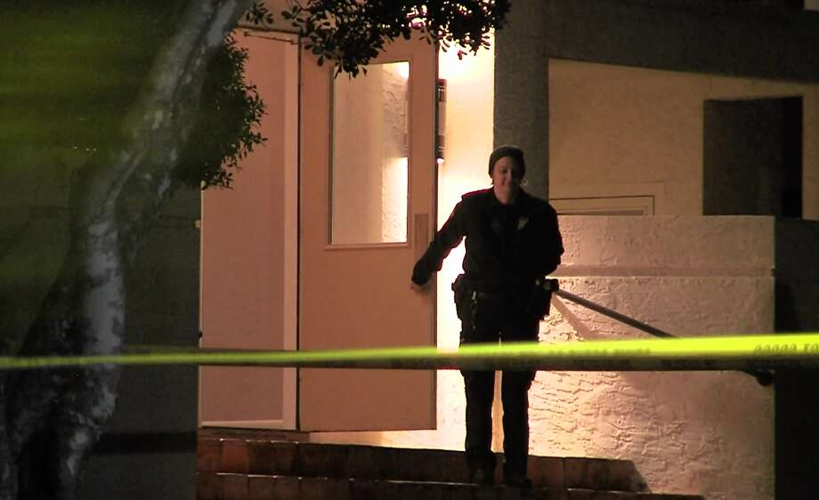San Antonio police say a confrontation between two men ended in a shooting early Sunday, Dec. 16, 2018, on the North Side. Photo: 21 Pro Video