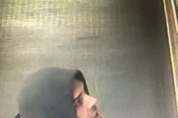 North Haven police are looking for this man, accused of stealing from a Mobile Gas Station.