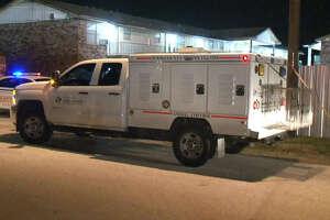 A 15-year-old boy was shot Saturday night in eastern Harris County.