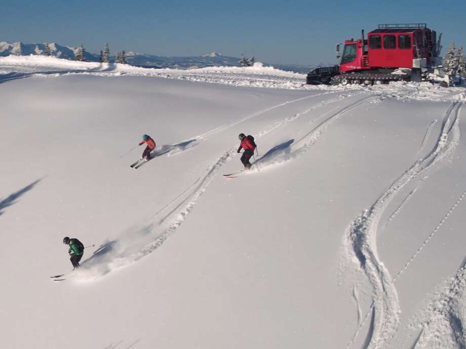 The annual fees are between $62,000 and $67,000 and include 115 days of skiing per member family, Club labor, operations, and other fixed expenses. Photo: Cimarron Mountain Club