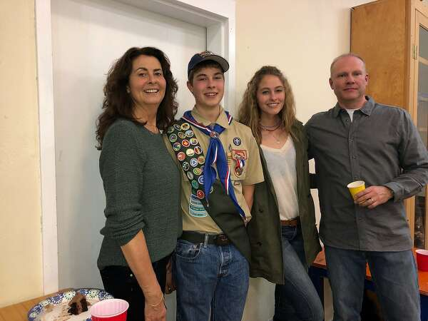 Eagle Scout shows how gift comes full circle