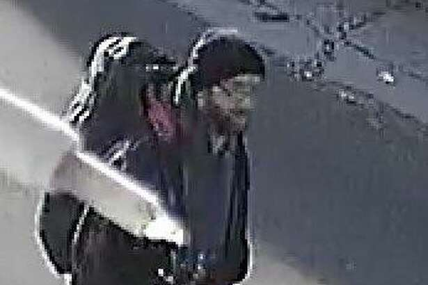 Stratford police are looking to identify this man who was spotted near a burglary last week.