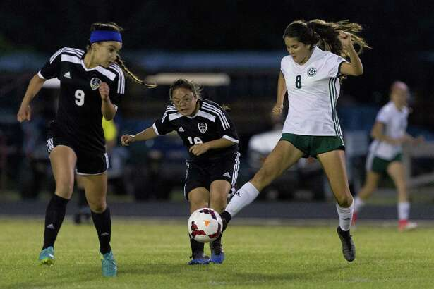College Park midfielder Stephanie Quezada (8) is expected to be a key contributor for the Lady Cavaliers during her senior season.