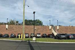 "The new retaining wall at the Old Greenwich train station has been called ""the Great Wall of OG"" among other monikers."
