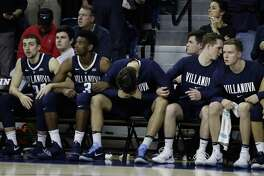 Villanova suffered a pair of defeats this past week, including a loss to Penn on Tuesday.