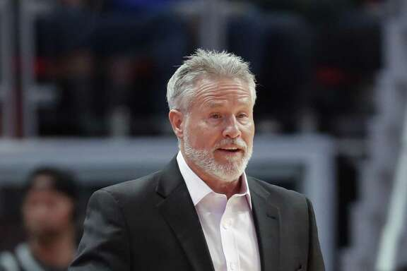 Before becoming the Philadelphia 76ers head coach, Brett Brown worked in various roles with the Spurs under Gregg Popovich, including assistant coach, from 1998 to 2013.