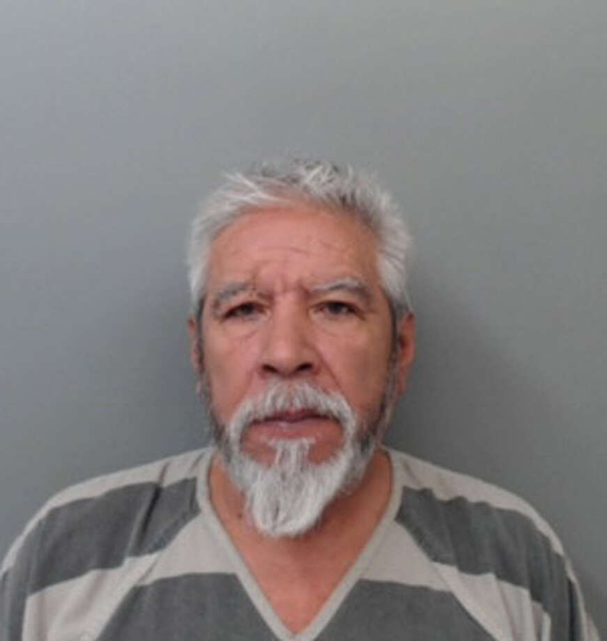 Manuel Villegas, 61, was charged with smuggling of persons. Photo: Webb County Sheriff's Office