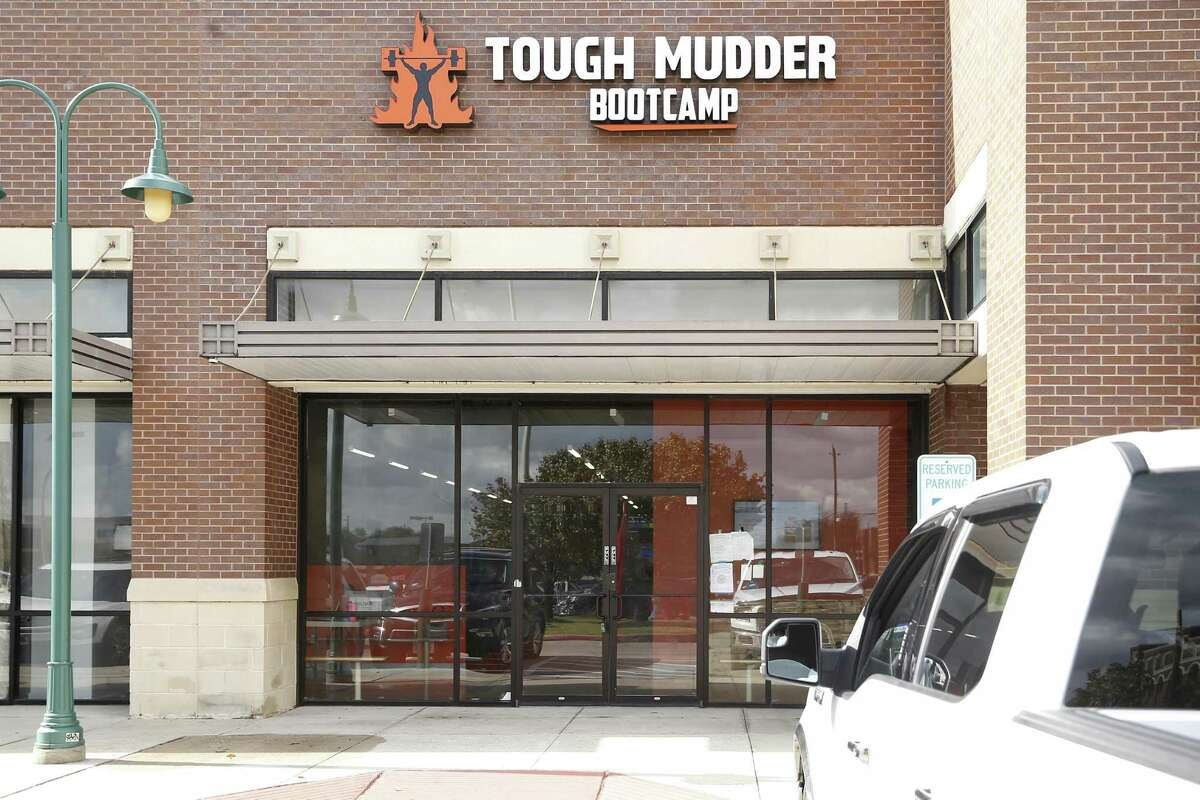 An exterior view of Tough Mudder Bootcamp during construction during a tour of a new gym called Tough Mudder Bootcamp in Houston, TX on Thursday, December 13, 2018.