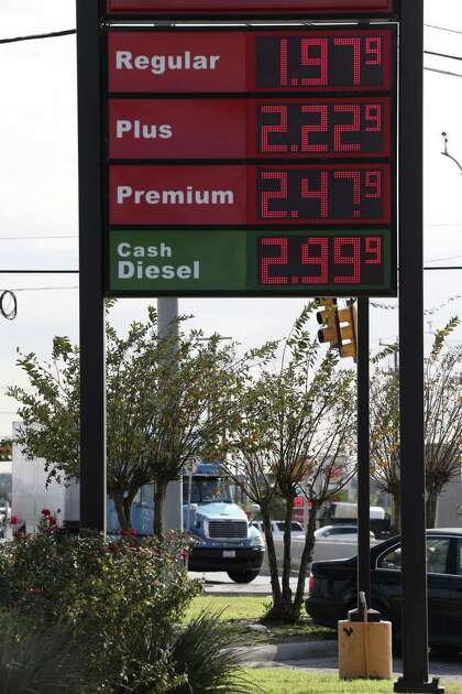 San Antonio Gas Prices >> San Antonio Gas Prices Continue To Fall Into Christmas Week