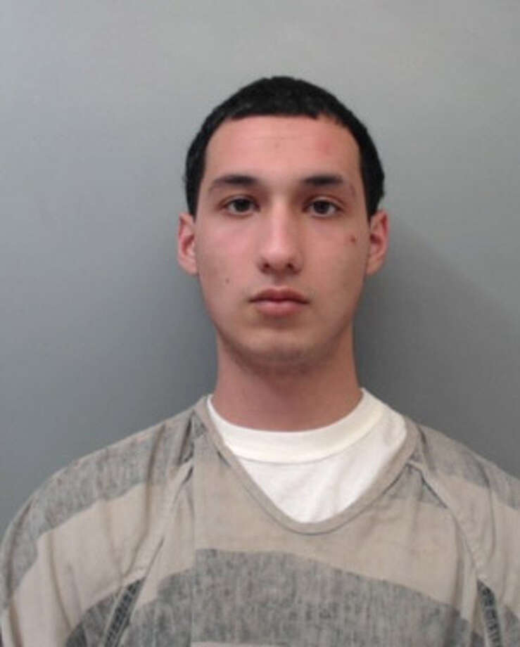 Juan Ramon Garcia, 20, was charged with theft. Photo: Webb County Sheriff's Office