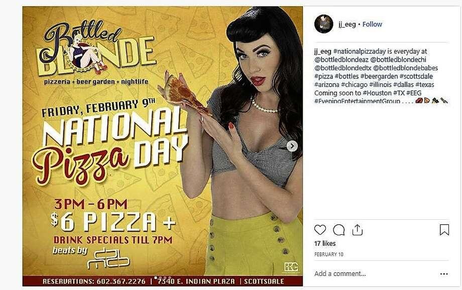 Bottled BlondeHome state: ArizonaStatus: Coming in 2019. Photo: Instagram