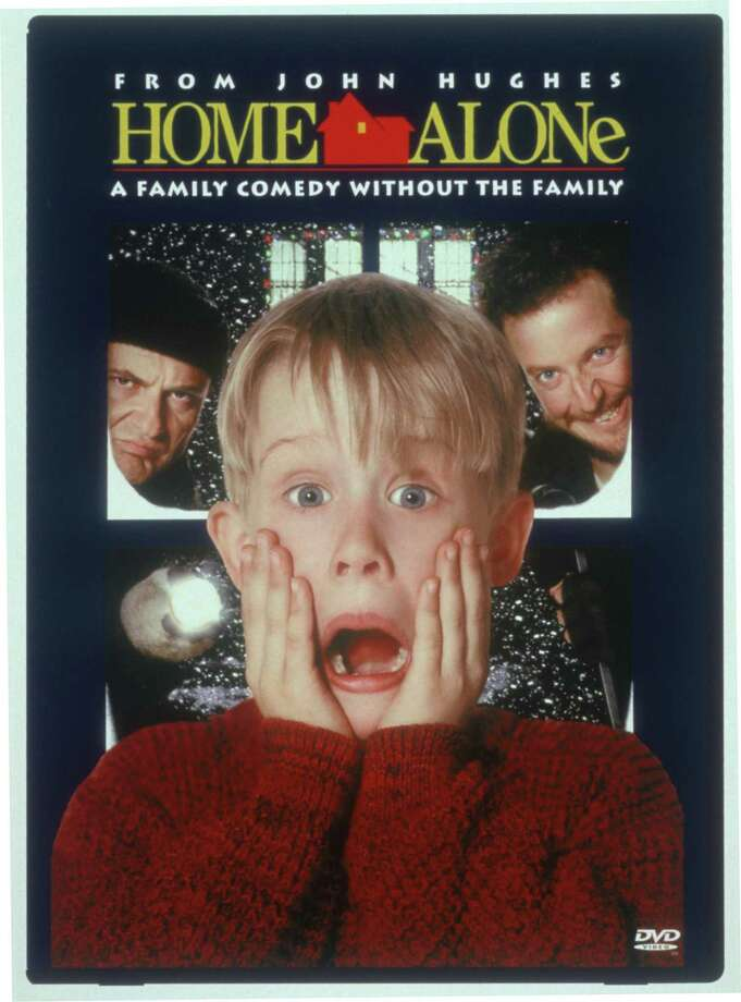 "Central Green Park will host Movie Night at dusk on Dec. 22 and play the classic film ""Home Alone."" Photo: Twentieth Century Fox C / Handout slide"