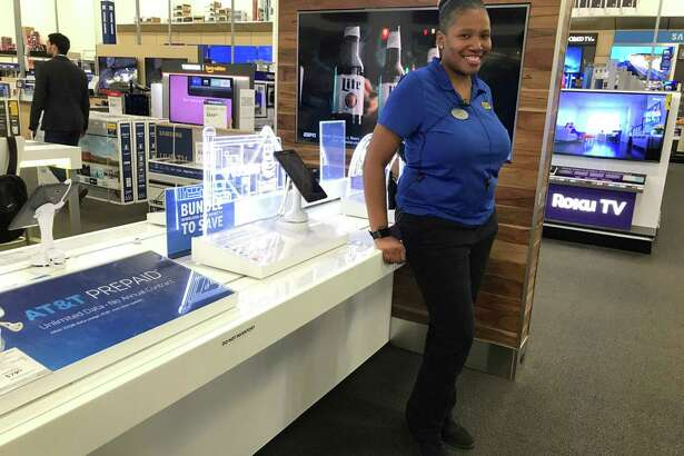 Lanette Johnson inspired Best Buy to give all employees backup child-care benefits.