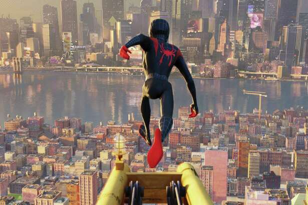 """""""Spider-Man: Into the Spider-Verse"""" is the No. 1 movie in the country"""