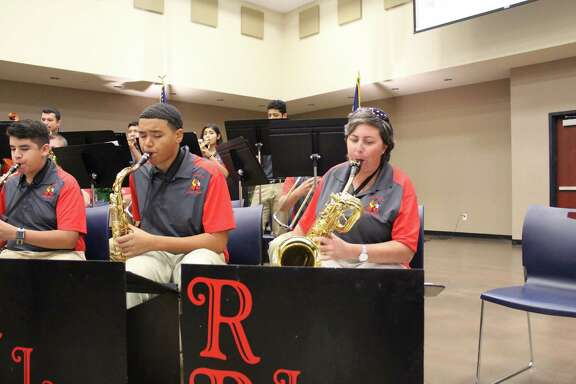 The Cleveland Chamber of Commerece meeting was server by the Cleveland High School culary student and the Cleveland High School Jazz band performed at the annual chamber meeting on Dec. 6.
