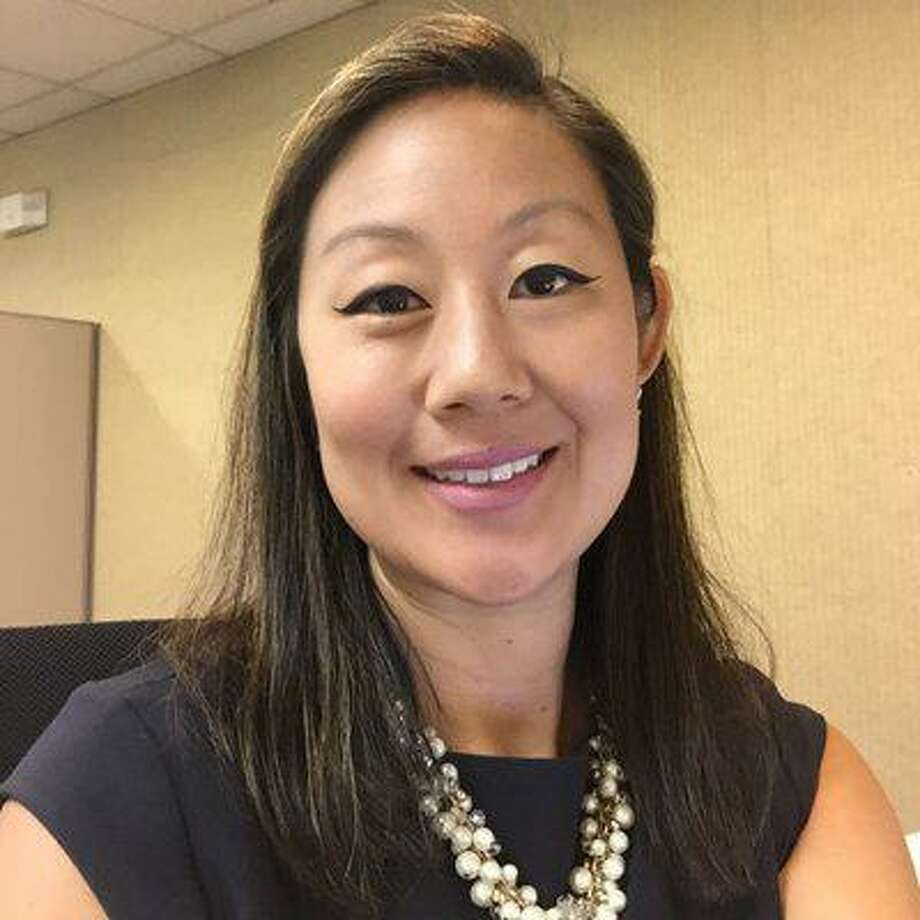 Dr. Alison Villanueva was named interim principal of Scotland School in Ridgefield on Friday, Dec. 14, 2018. Villanueva is currently the district's humanities supervisor. Photo: Contributed Photo / Contributed / The News-Times Contributed