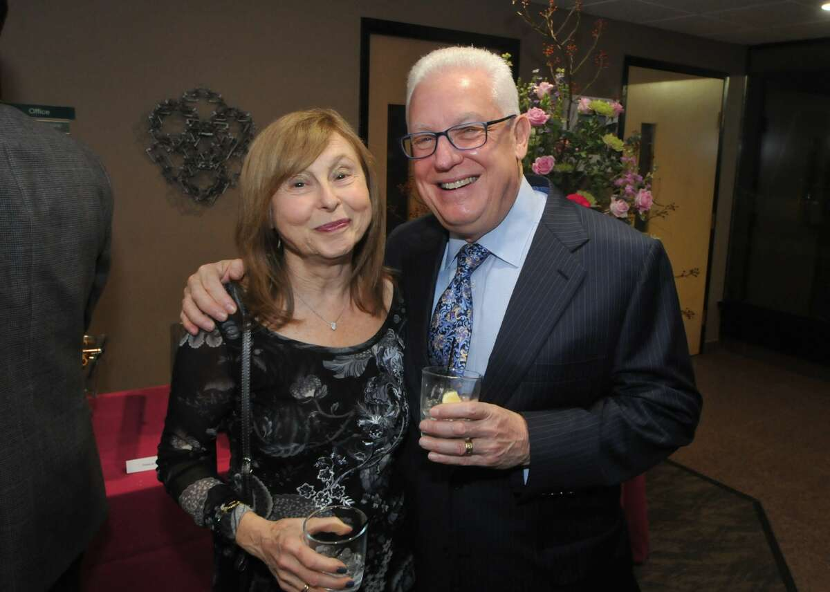Were you Seen at the Schenectady Jewish Community Center for its 8th Annual Community Service Awards Gala on Dec. 1, 2018?