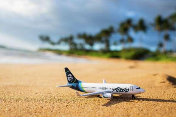 Getaway to the Hawaiian Islands on Alaska Airlines