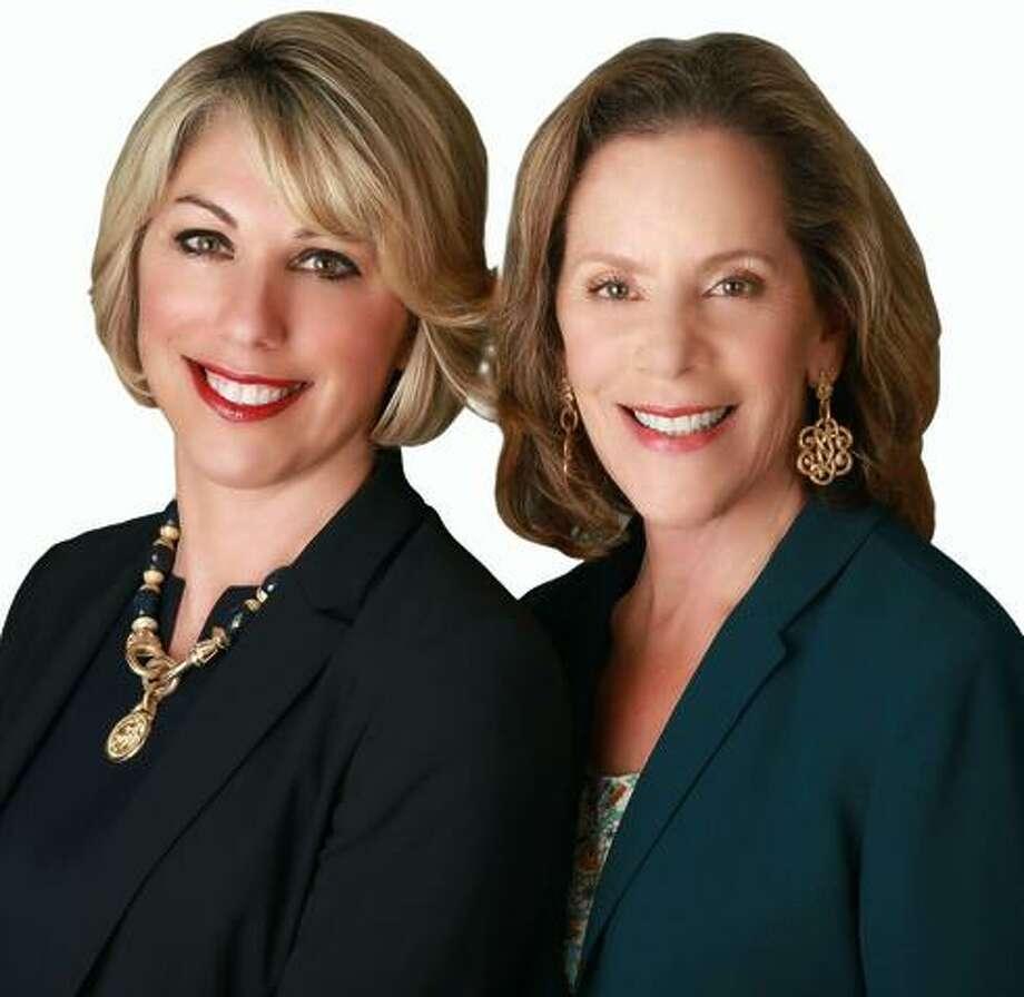 Brenda Schaefer and Karen Starr