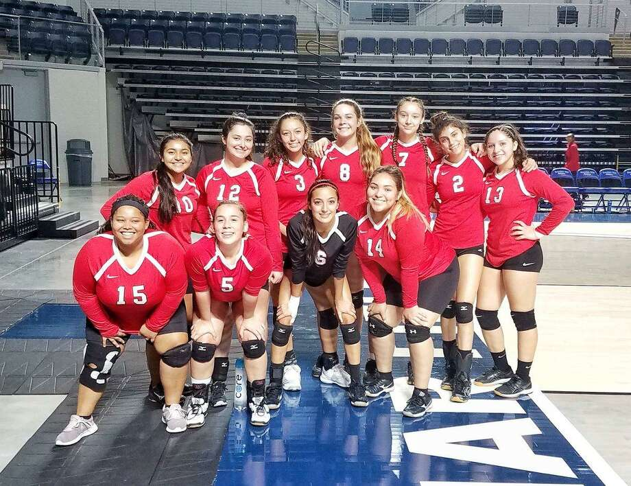 The Waltrip volleyball team finished undefeated in District 23-5A for its first district championship since 2011. The Rams had three all-district selections, as well as the MVP and Coach of the Year awards in postseason voting.