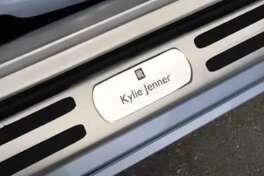 Kylie Jenner Blue Rolls Royce