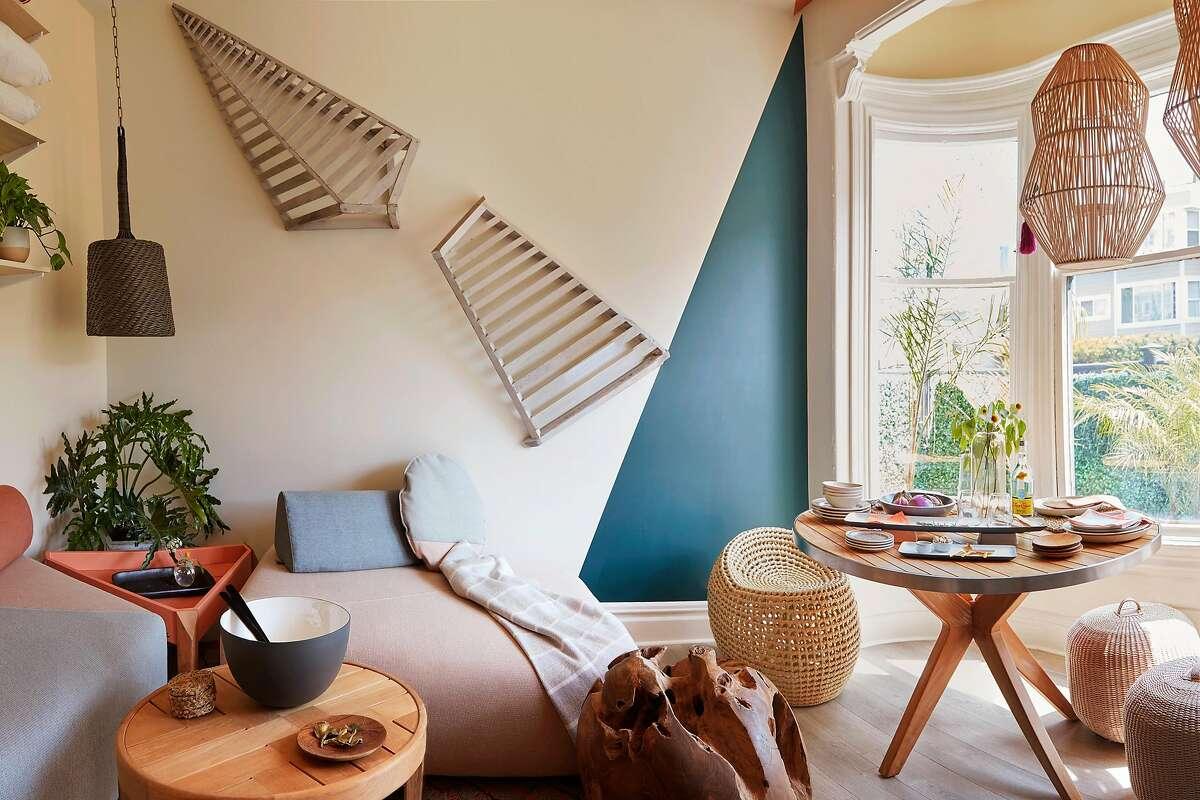 Landscape designer Katharine Webster has launched a new furniture line at Dash Lane.