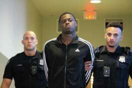 Tremaurya Powell, 24, is accused of fatally shooting Terrence Scott, 26, on Nov. 17, 2018.